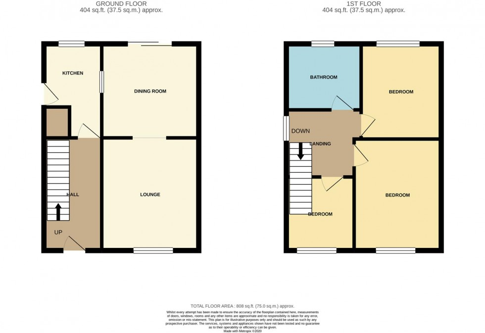 Floorplan for Stonechat Avenue, Abbeydale, Gloucester